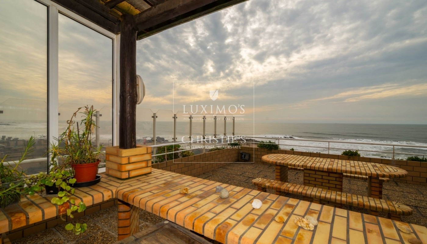Apartment with sea front and ocean views, Gaia, Portugal_39134