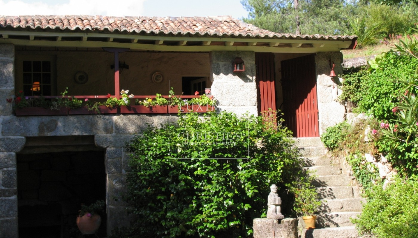 Country house with 4ha of plot area and swimming pool, Guimarães, Portugal_39507