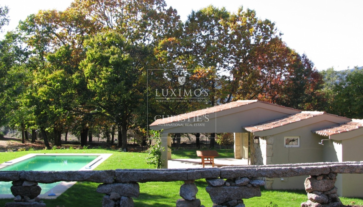 Country house with 4ha of plot area and swimming pool, Guimarães, Portugal_39531