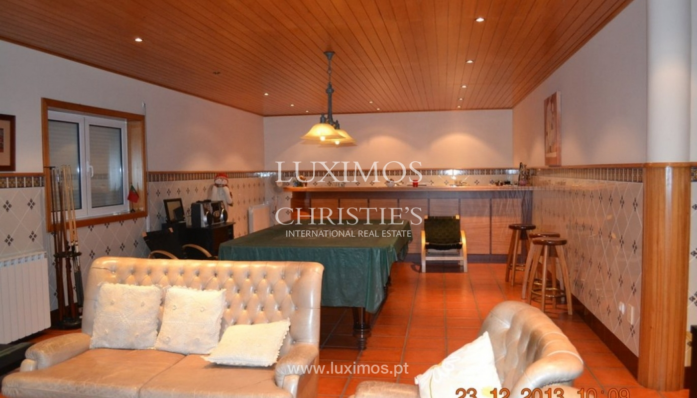 House of 4 fronts, for sale, with plot of land, Porto, Portugal_39590