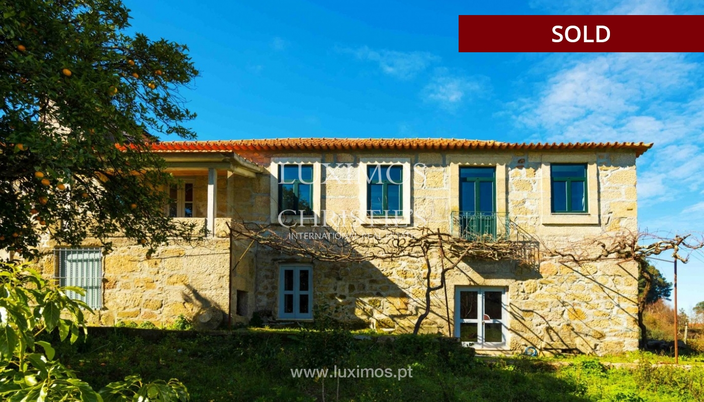 Farm house with rustic, Tarouquela, Cinfães, Portugal_39995