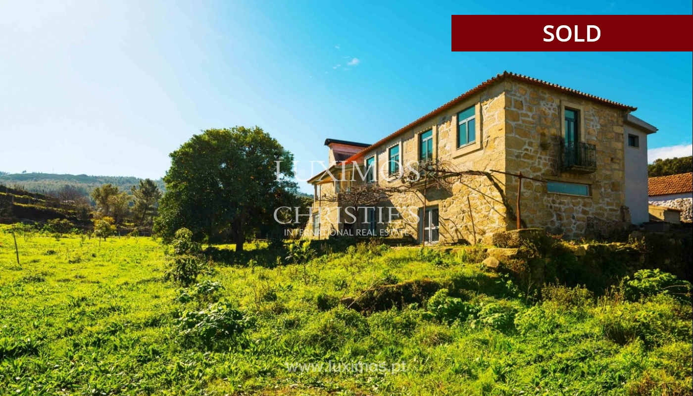 Farm house with rustic, Tarouquela, Cinfães, Portugal_39996