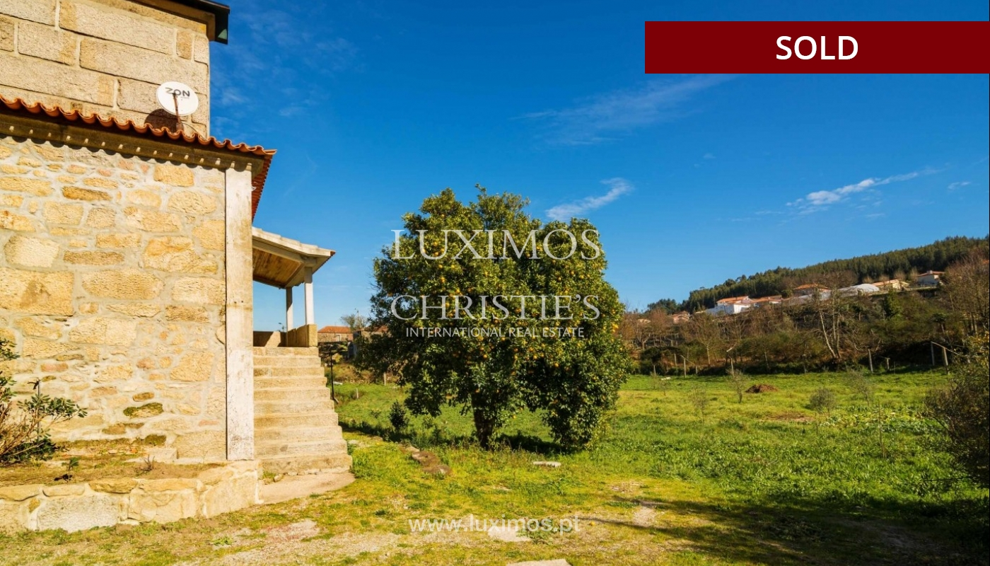 Farm house with rustic, Tarouquela, Cinfães, Portugal_39997