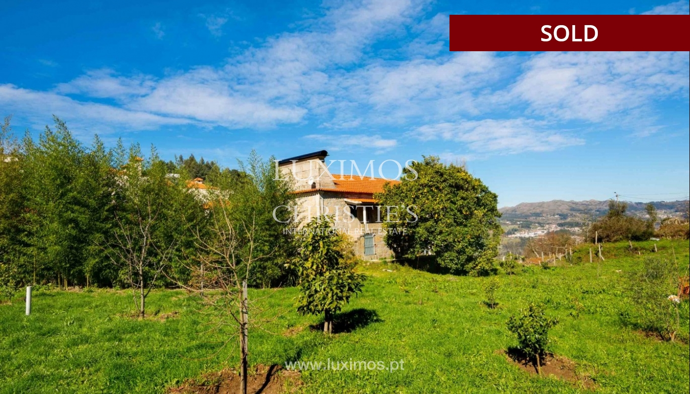 Farm house with rustic, Tarouquela, Cinfães, Portugal_40022