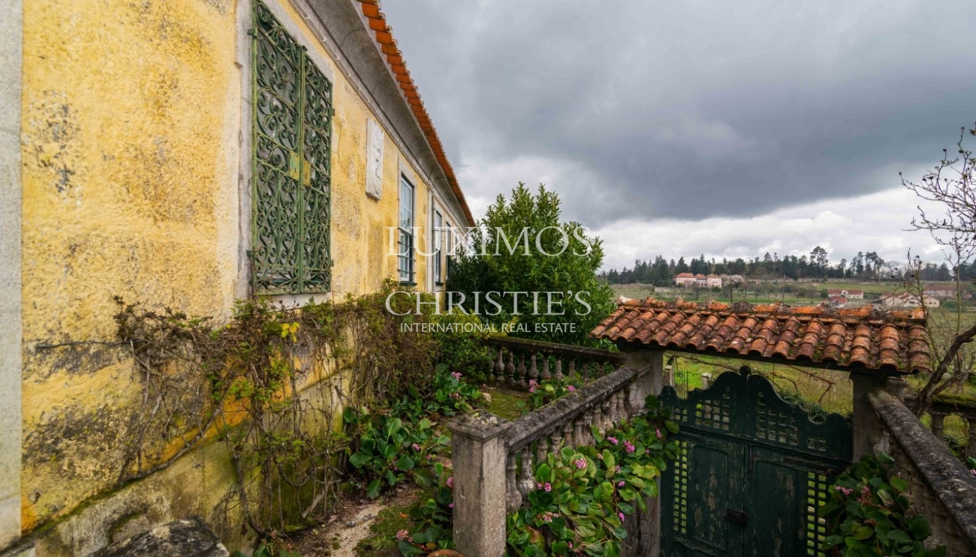 Secular country house, for living or tourism, Lousada, Porto, Portugal_40115