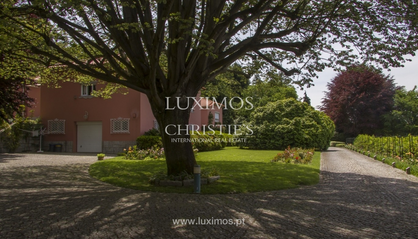 Luxury villa with garden and swimming pool, Guimarães, Portugal_40792
