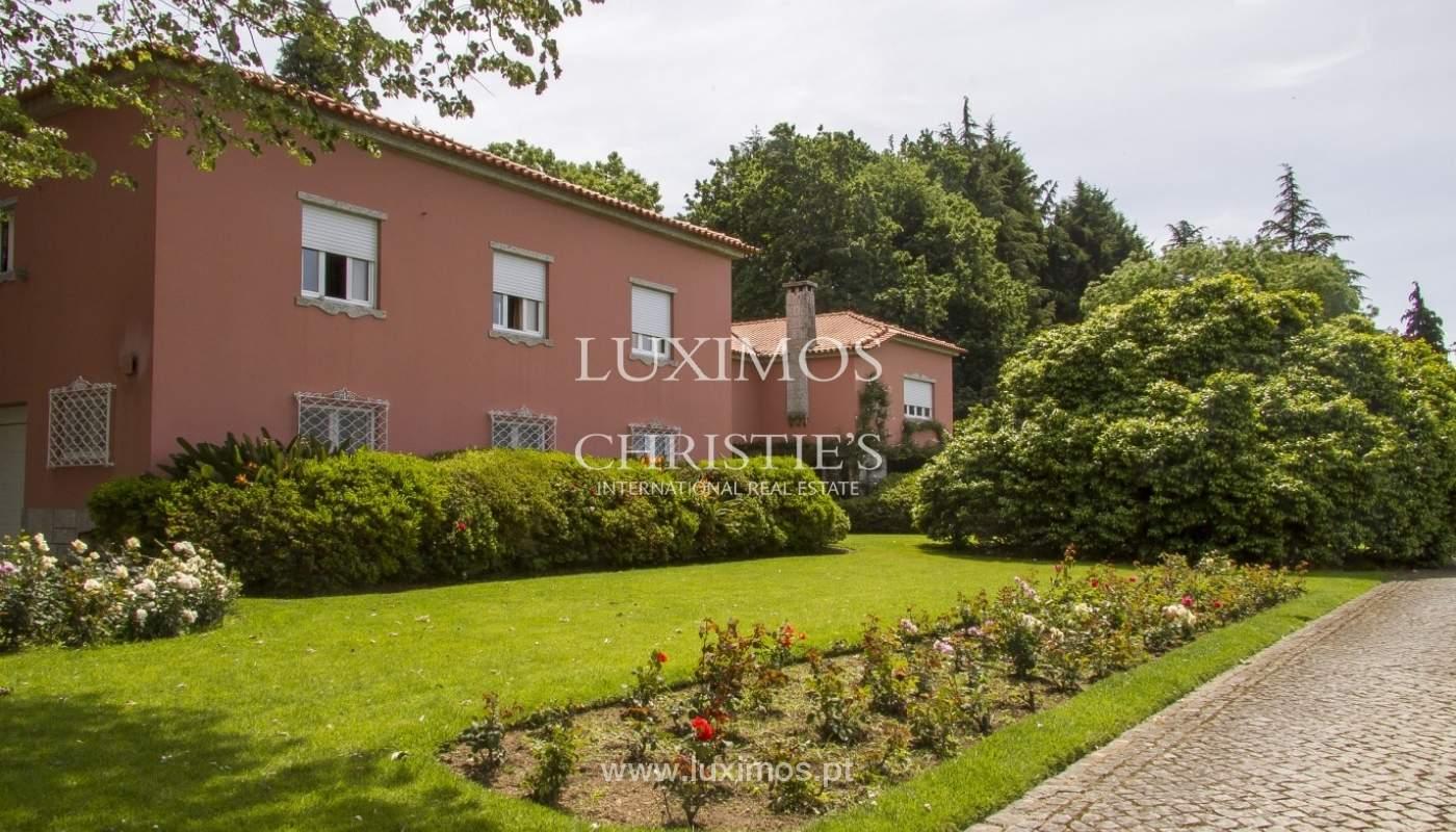 Vivienda de lujo con jardín y piscina, Guimarães, Portugal_40793