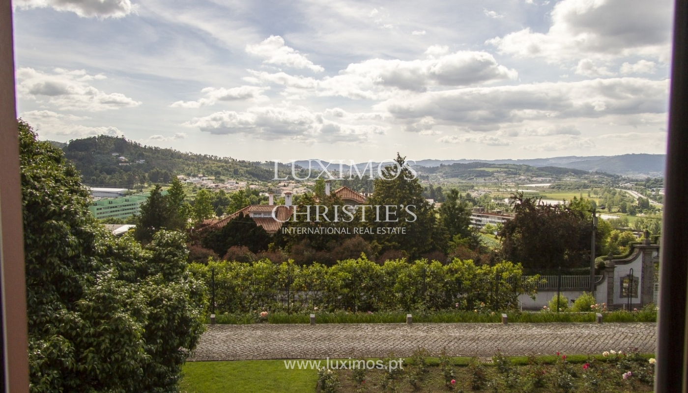 Luxury villa with garden and swimming pool, Guimarães, Portugal_40796