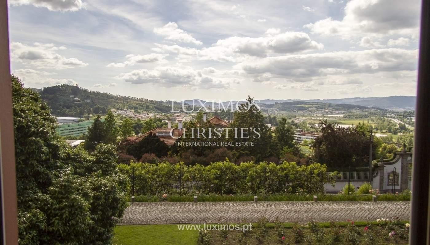 Vivienda de lujo con jardín y piscina, Guimarães, Portugal_40796