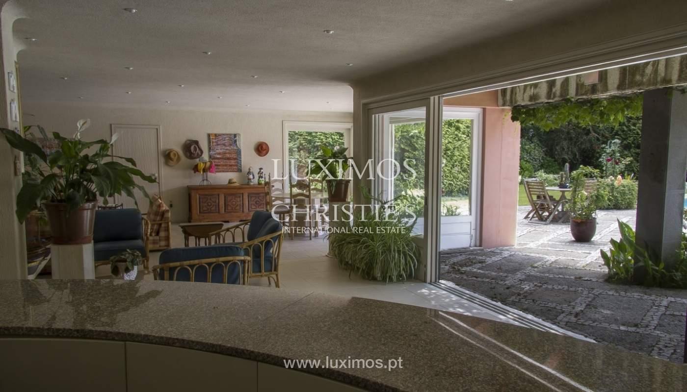 Vivienda de lujo con jardín y piscina, Guimarães, Portugal_40812