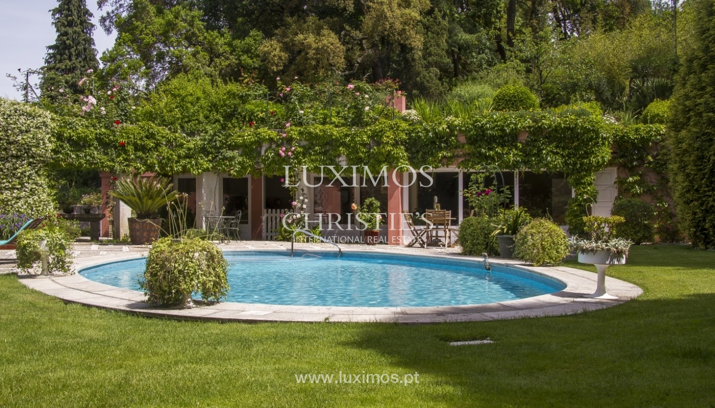 Luxury villa with garden and swimming pool, Guimarães, Portugal_40816