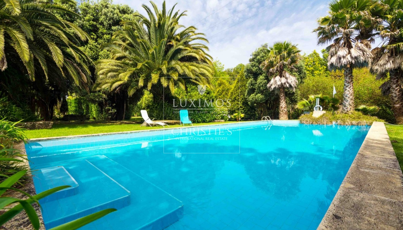 Country house with garden and swimming pool, Vila do Conde, Porto, Portugal_42479