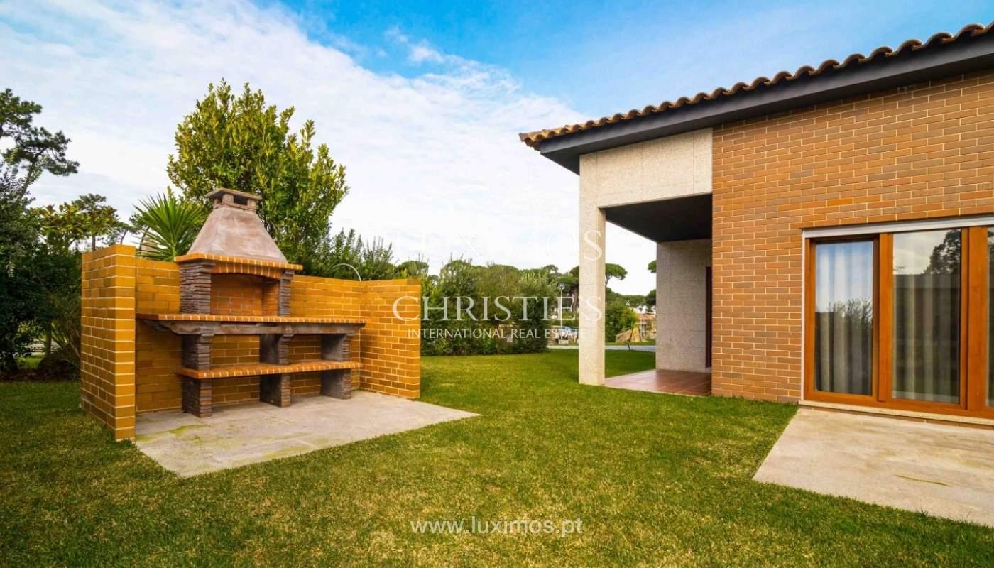 Villa for sale, luxury private condominium, Esposende, Braga, Portugal_43646