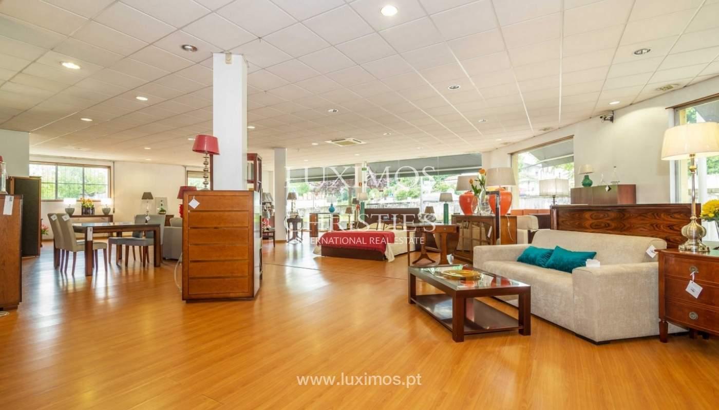 Prédio com projeto para construção de hotel, Marginal do Freixo, Porto_43670
