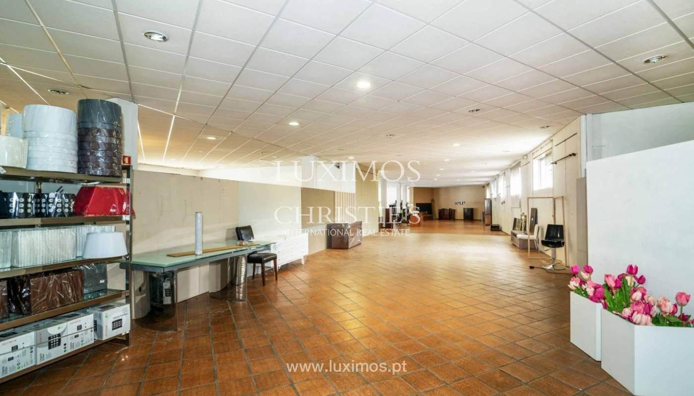 Prédio com projeto para construção de hotel, Marginal do Freixo, Porto_43675