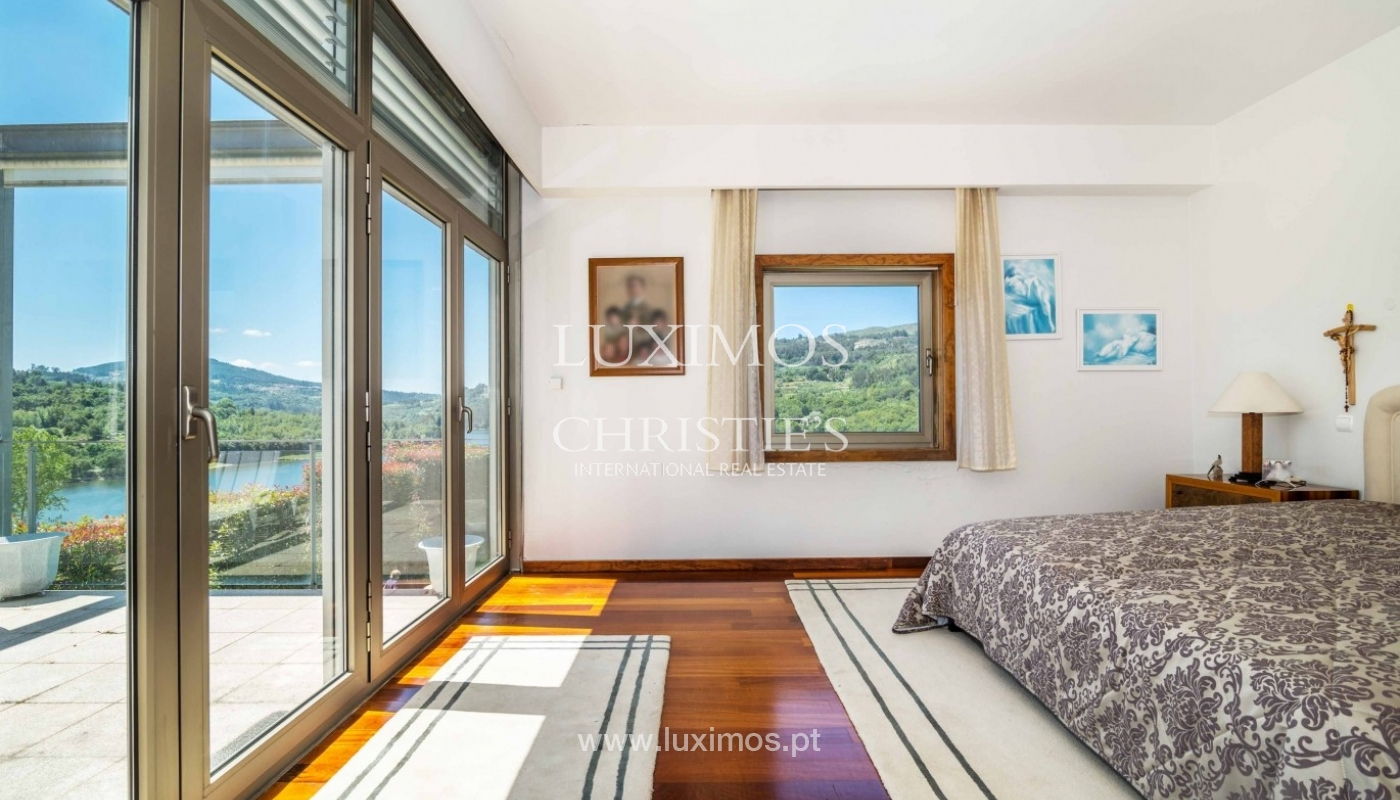 Luxury and modern villa, with river views, Penafiel, Portugal_44272