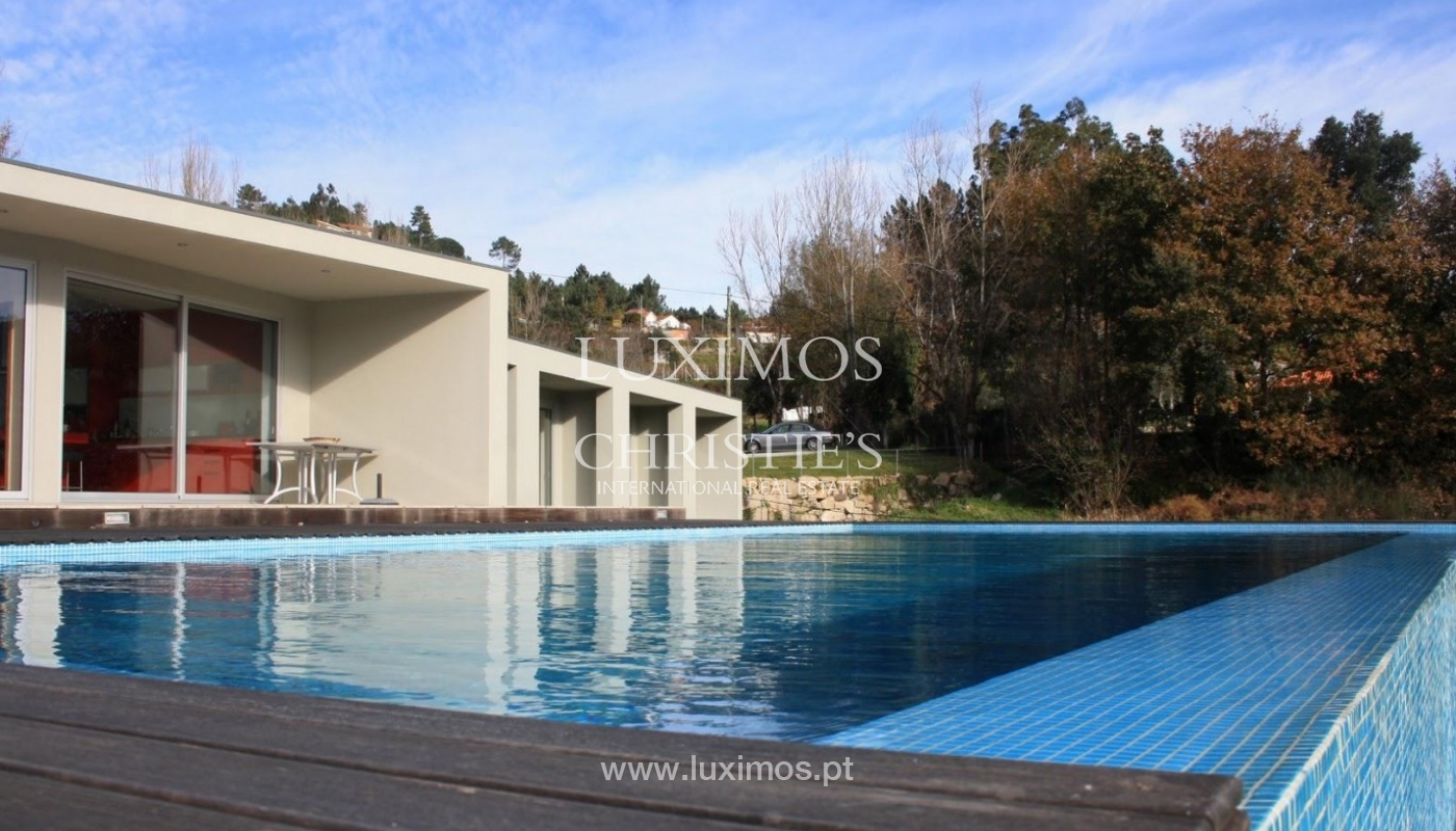 Modern villa, with views to Douro River, Marco de Canaveses, Portugal_44483