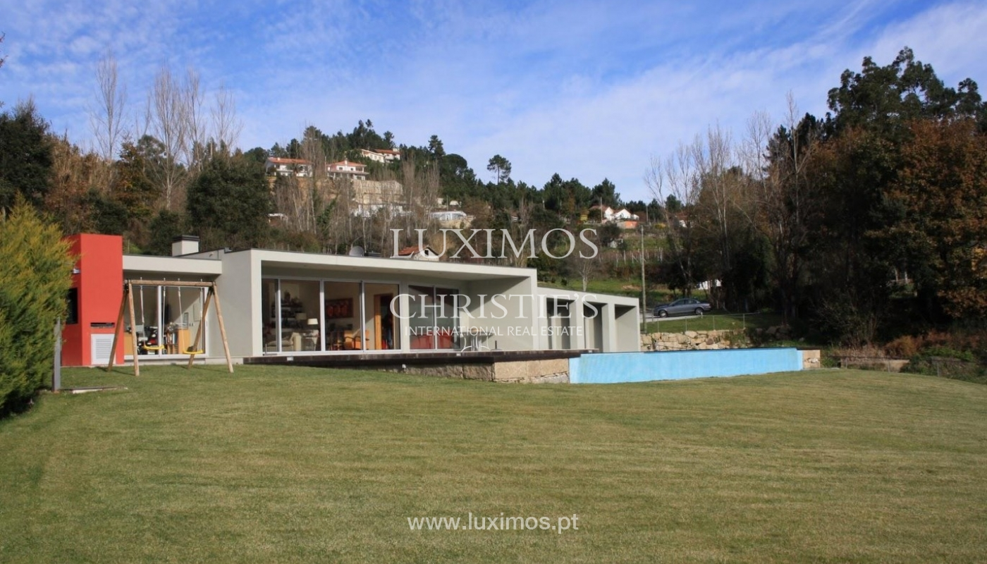 Modern villa, with views to Douro River, Marco de Canaveses, Portugal_44485
