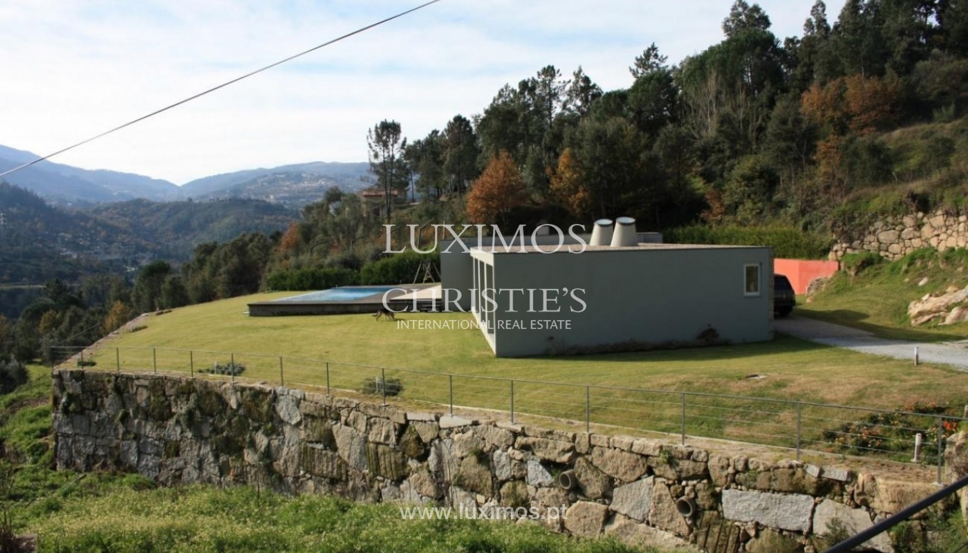 Modern villa, with views to Douro River, Marco de Canaveses, Portugal_44487