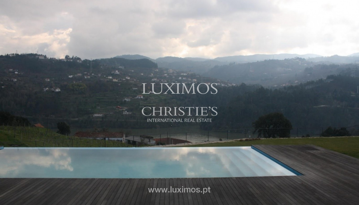 Modern villa, with views to Douro River, Marco de Canaveses, Portugal_44507