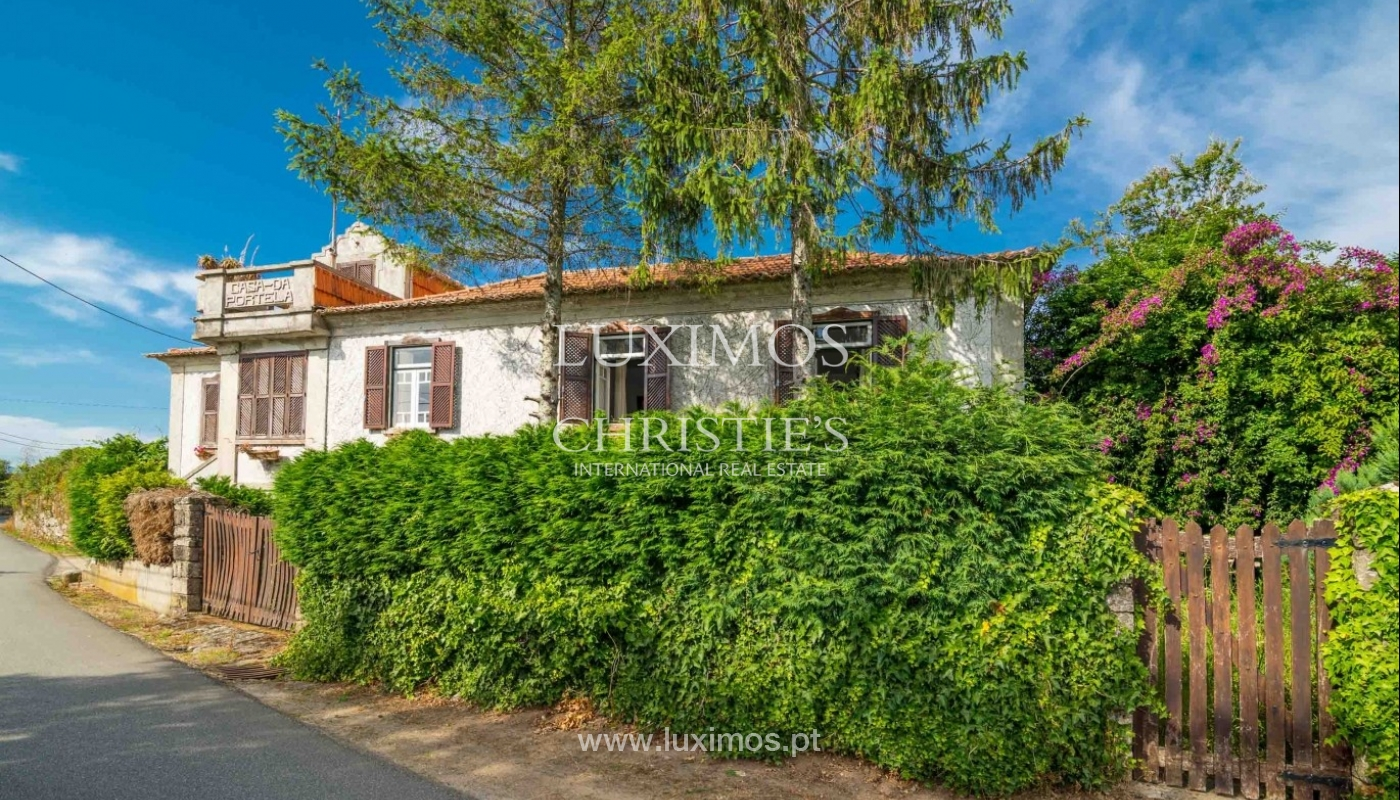 Country house with river views, Caminha, Portugal_44666