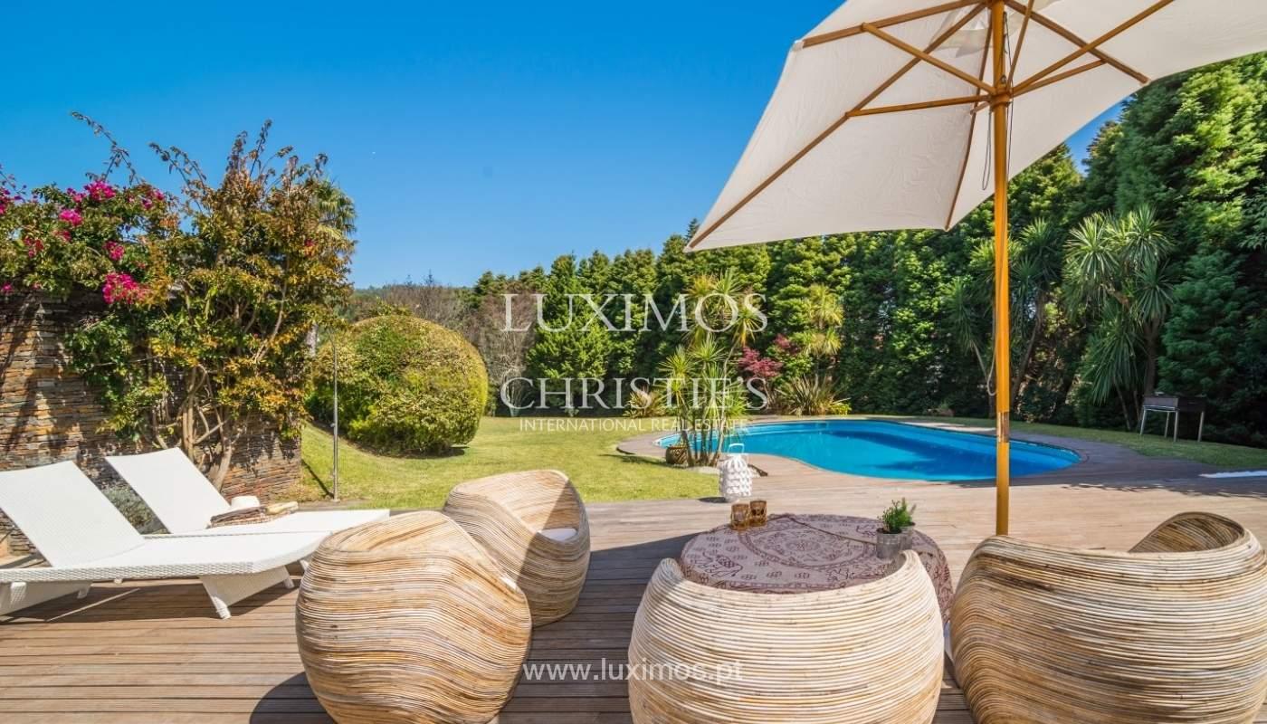 Moradia com deck, jardim e piscina, Esposende_44727