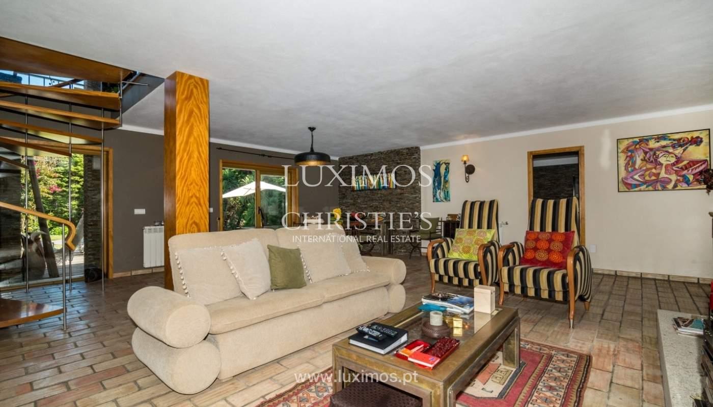 Chalet con terraza, jardín y piscina, Esposende, Portugal_44733