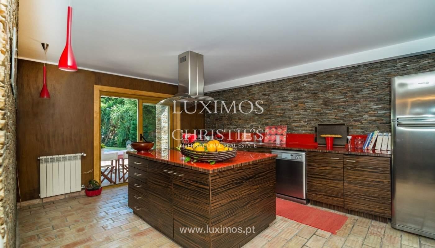 Moradia com deck, jardim e piscina, Esposende_44734