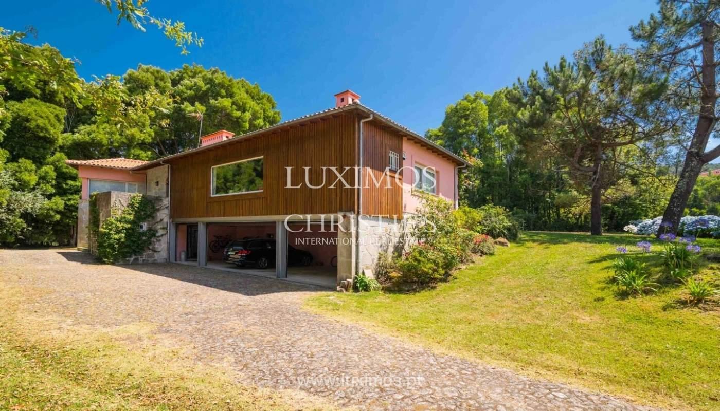 Villa with ocean views, garden and swimming pool, Moledo, Portugal_44855