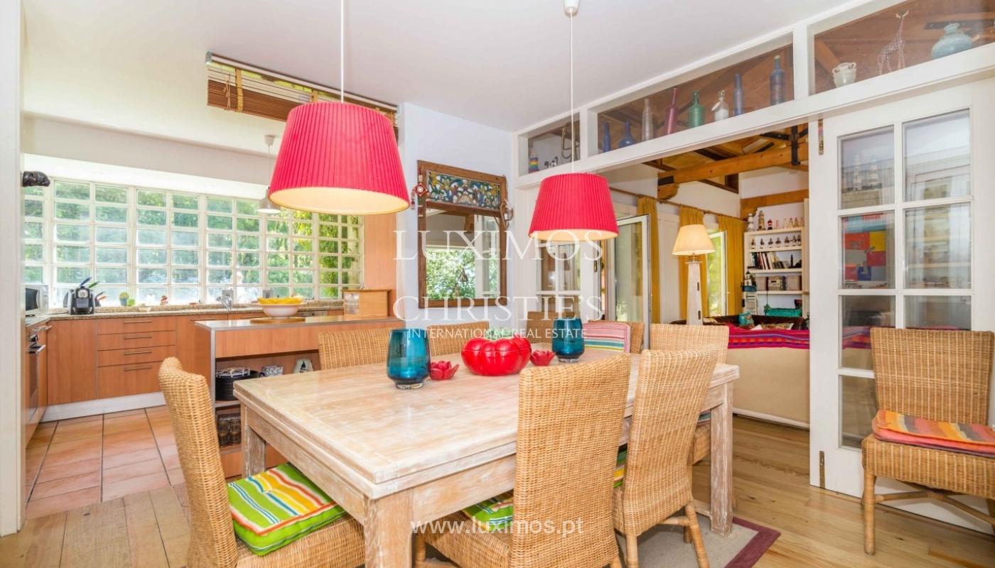 Villa with ocean views, garden and swimming pool, Moledo, Portugal_44877