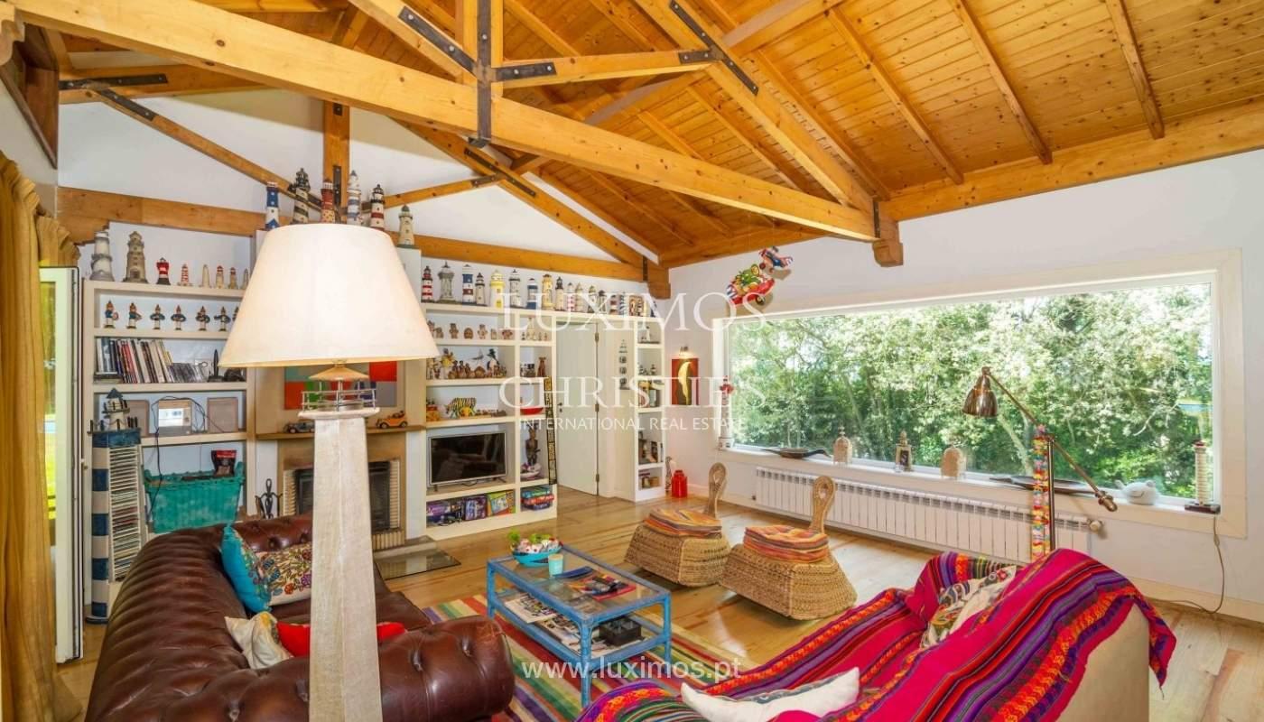 Villa avec vue sur la mer, jardin et piscine, Moledo, Portugal_44880