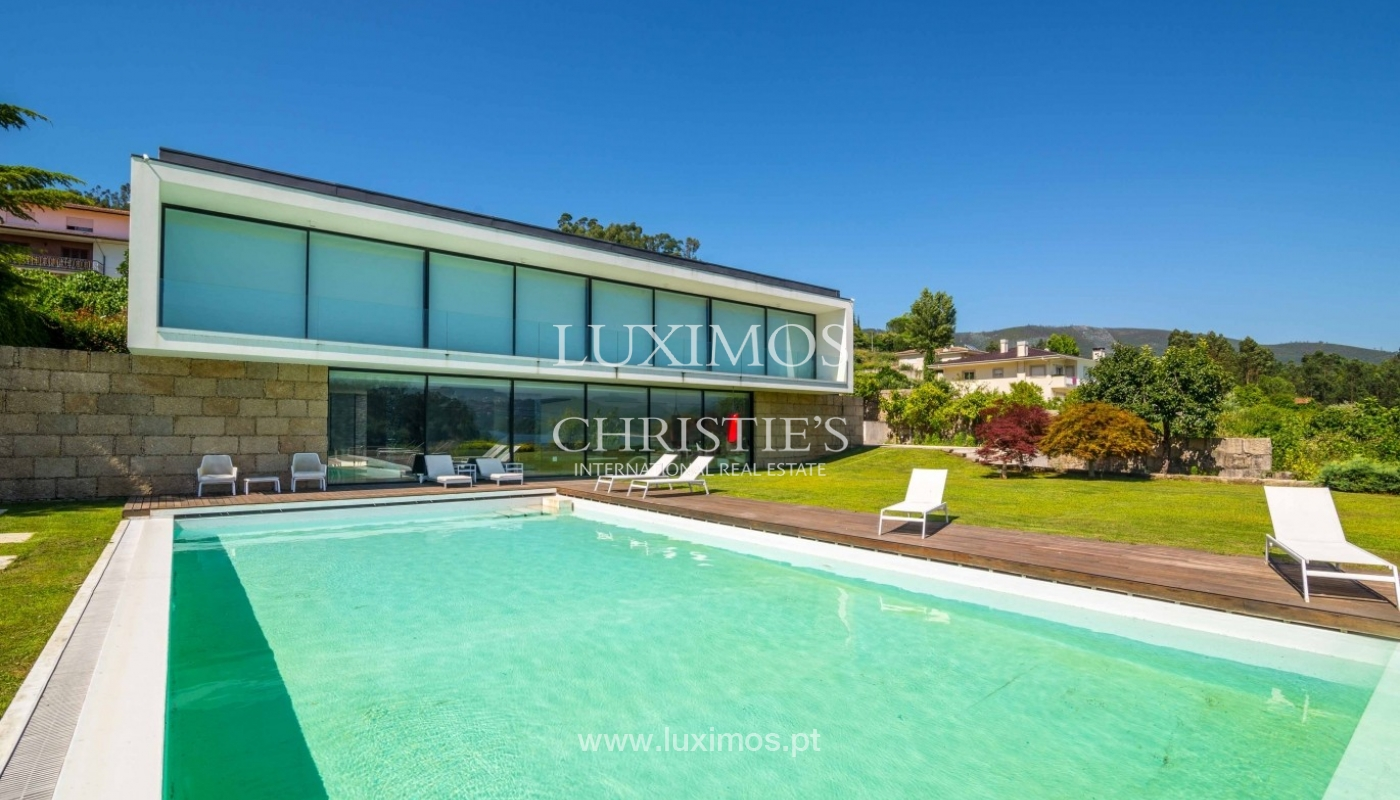 Sale of luxury villa with pool, Porto, Portugal _45004