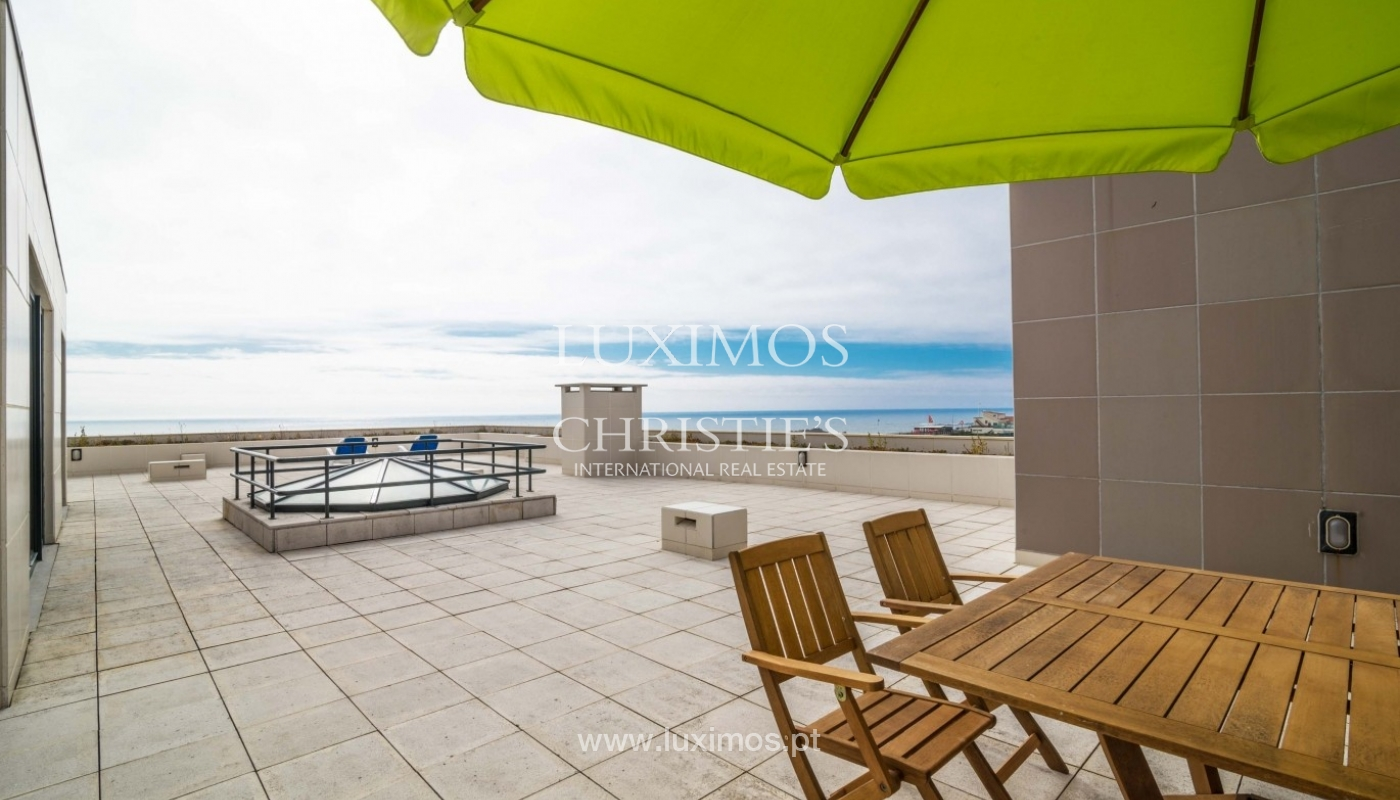 Penthouse, close to the beach, ocean views, Mindelo, Portugal_45186