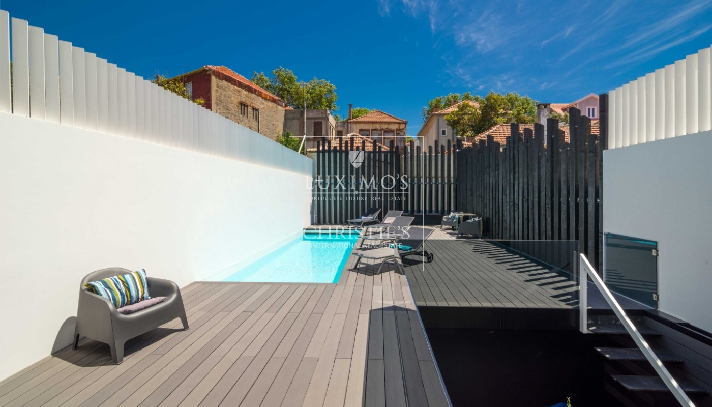New and modern villa for sale with swimming pool, Porto, Portugal_45387