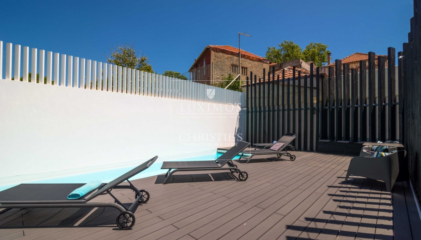 New and modern villa for sale with swimming pool, Porto, Portugal_45388