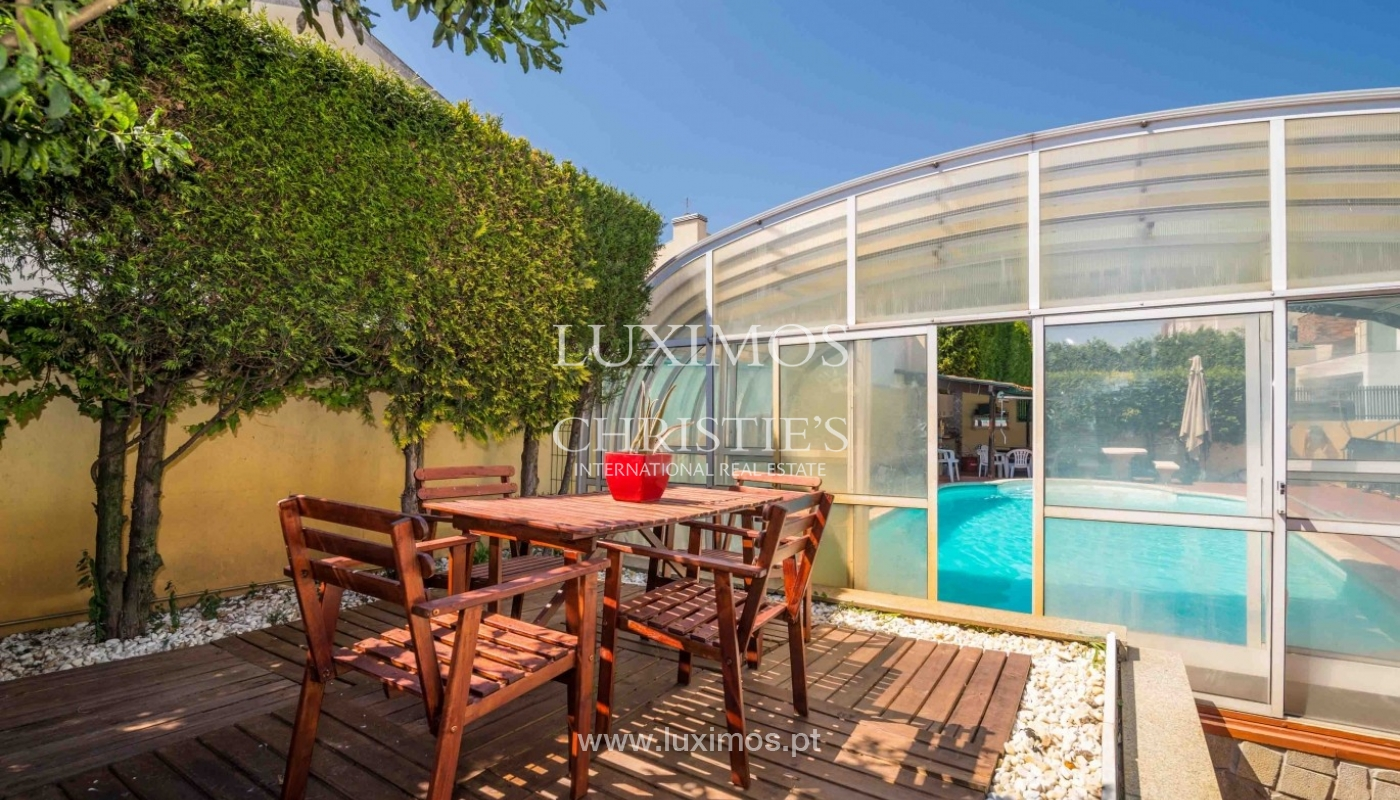 Villa for sale, with garden, pool and terrace, Maia, Portugal_45534