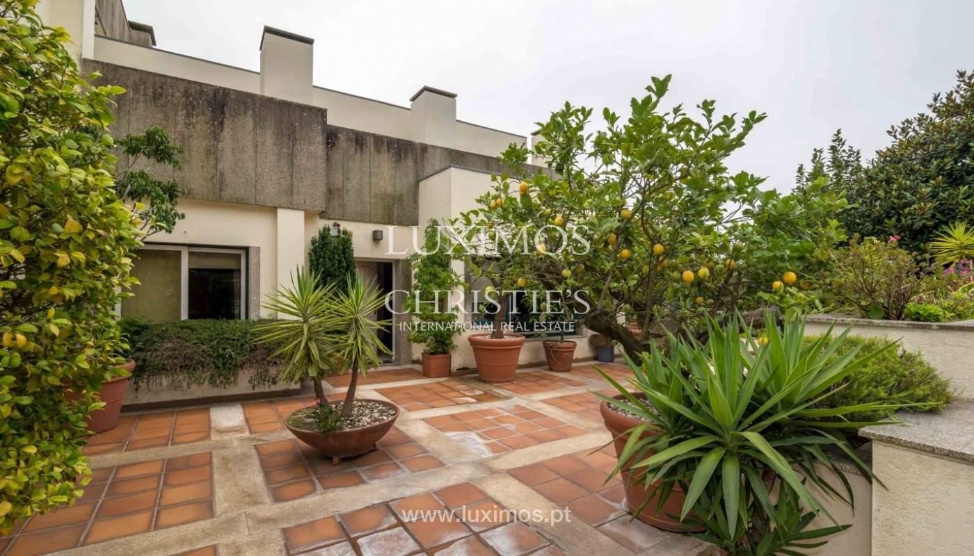 Sale: floor of luxury villa, river view, Lordelo Ouro, Porto, Portugal_47037