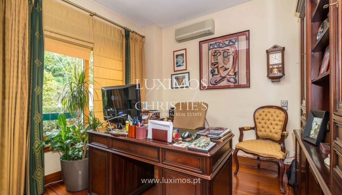 Sale: floor of luxury villa, river view, Lordelo Ouro, Porto, Portugal_47044