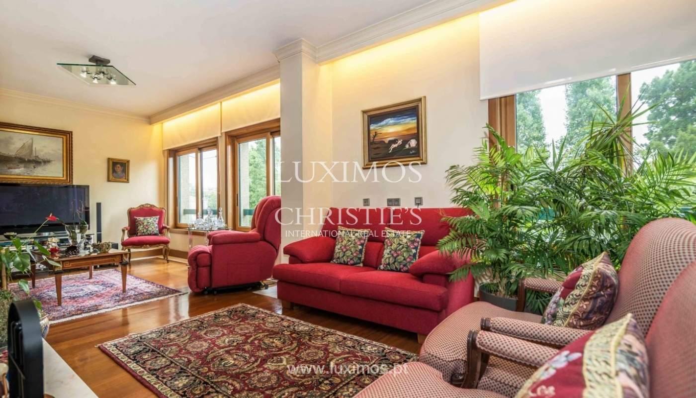 Sale: floor of luxury villa, river view, Lordelo Ouro, Porto, Portugal_47047