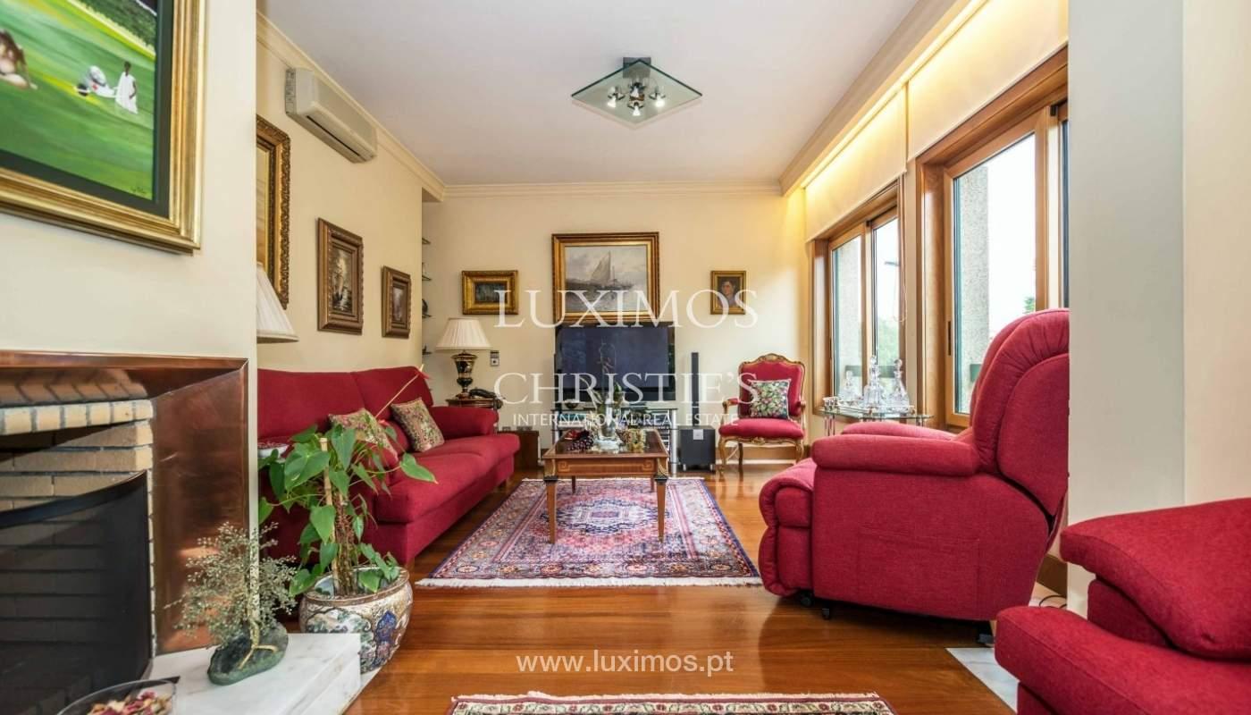 Sale: floor of luxury villa, river view, Lordelo Ouro, Porto, Portugal_47048