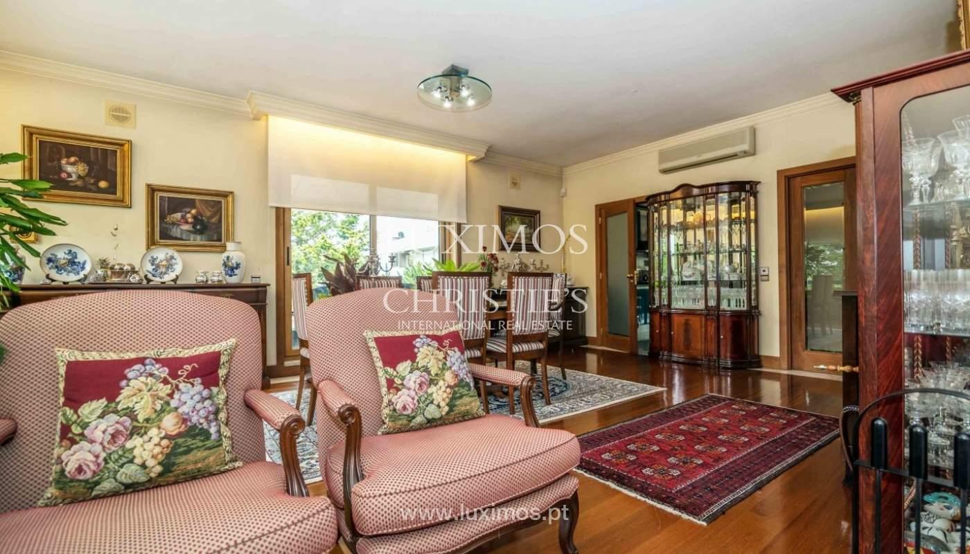 Sale: floor of luxury villa, river view, Lordelo Ouro, Porto, Portugal_47051