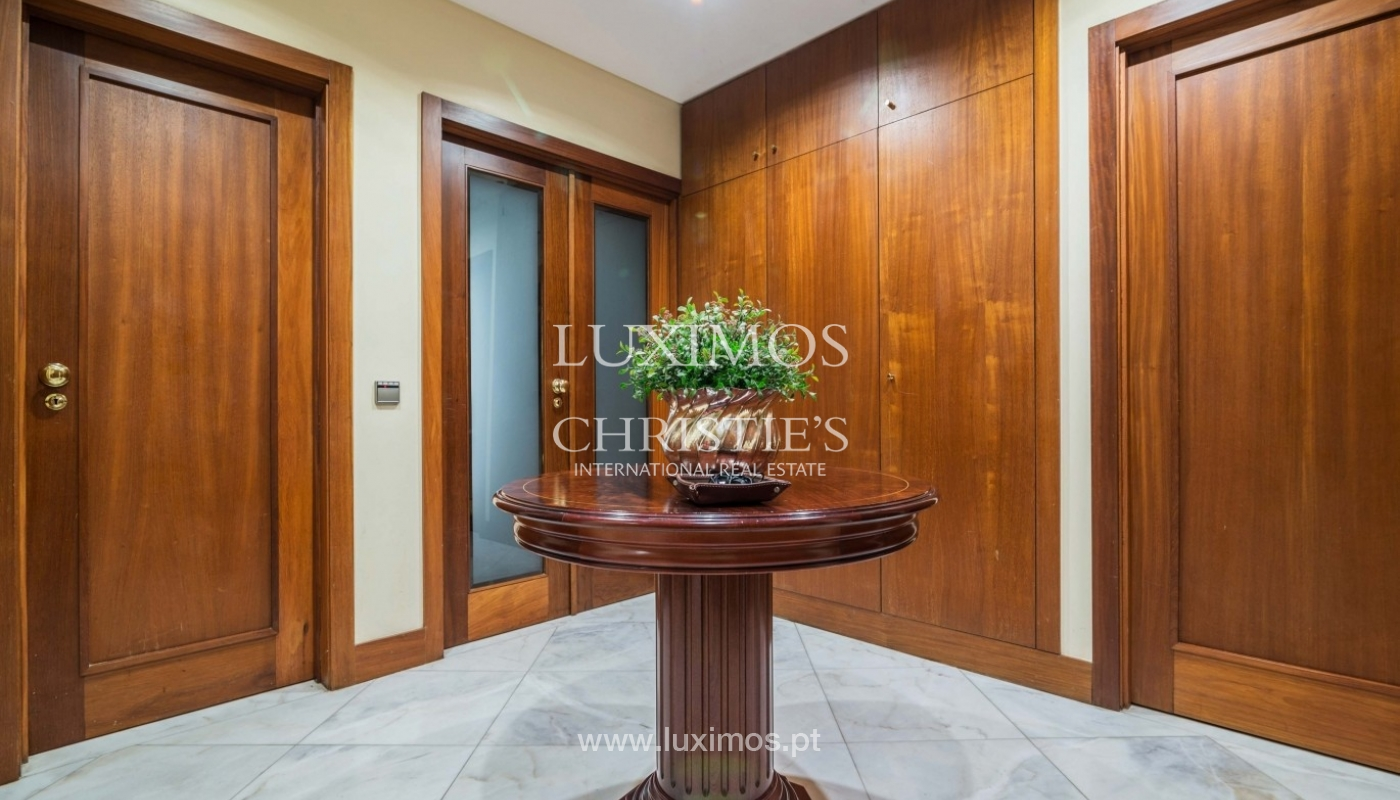 Sale: floor of luxury villa, river view, Lordelo Ouro, Porto, Portugal_47057