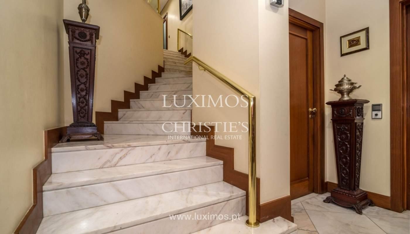 Sale: floor of luxury villa, river view, Lordelo Ouro, Porto, Portugal_47058