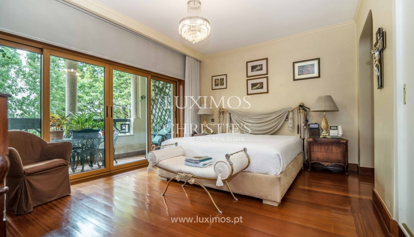 Sale: floor of luxury villa, river view, Lordelo Ouro, Porto, Portugal_47059