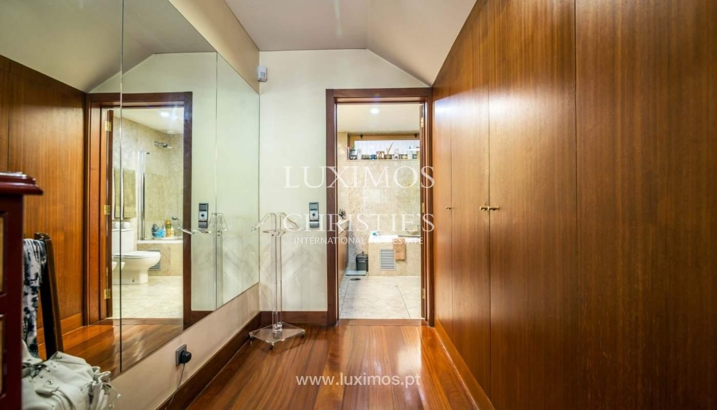 Sale: floor of luxury villa, river view, Lordelo Ouro, Porto, Portugal_47062