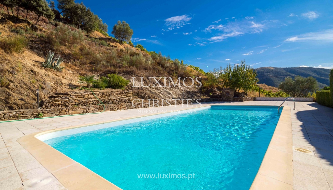 House with views to Douro river, Douro Demarcated Region, Portugal_47670
