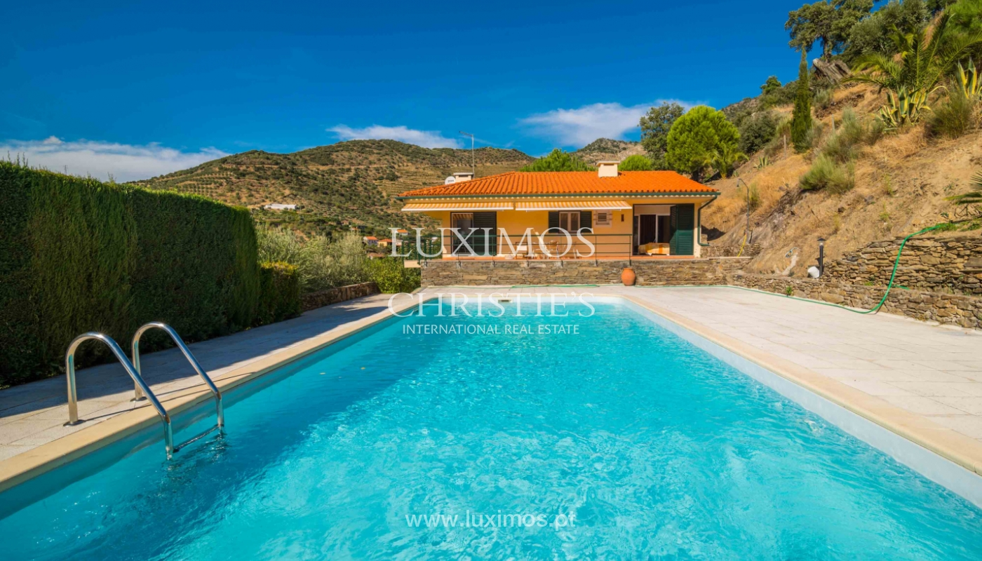 House with views to Douro river, Douro Demarcated Region, Portugal_47673