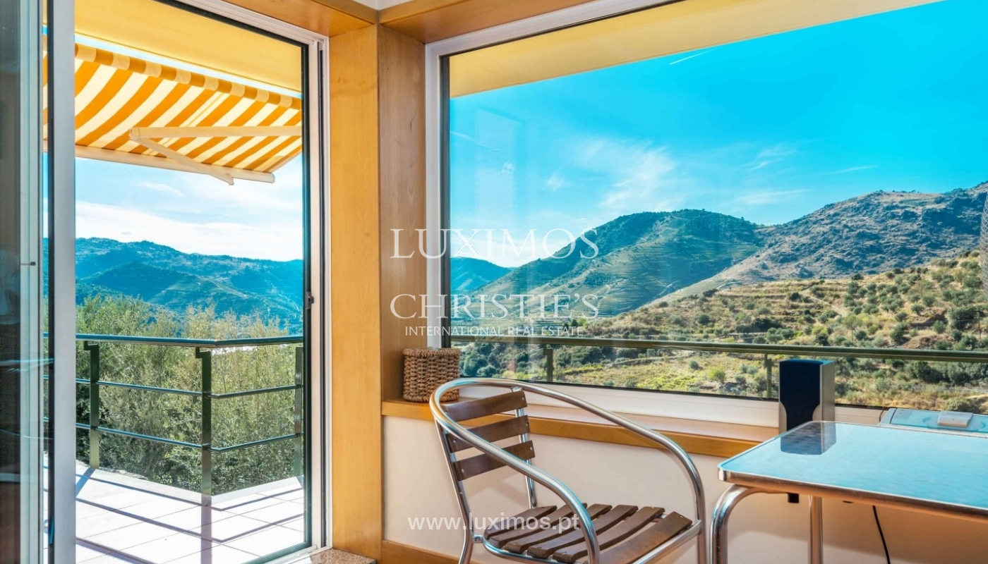 House with views to Douro river, Douro Demarcated Region, Portugal_47675