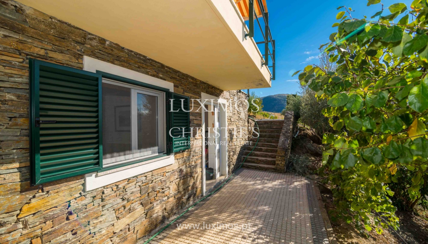 House with views to Douro river, Douro Demarcated Region, Portugal_47689