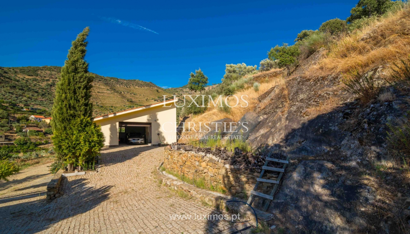 House with views to Douro river, Douro Demarcated Region, Portugal_47692